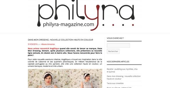 phylira